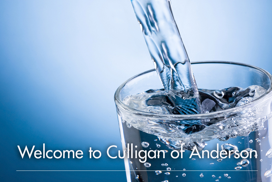 Welcome to Culligan Water of Anderson, IN